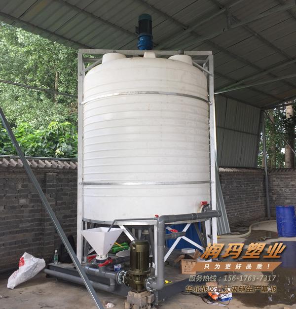混凝土外加剂复配设备